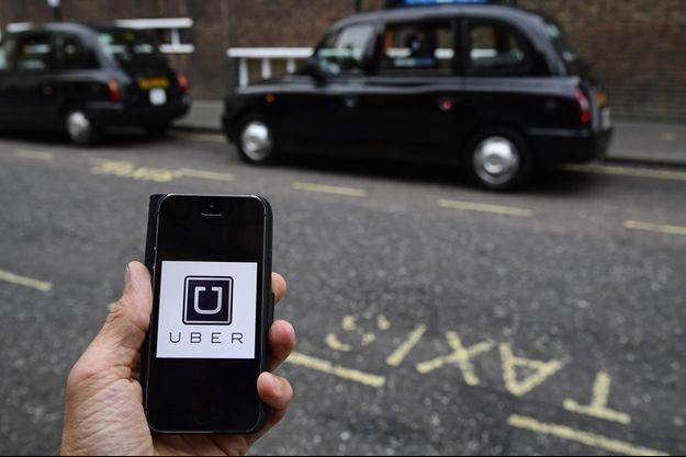 Uber est arrivé à Londres en