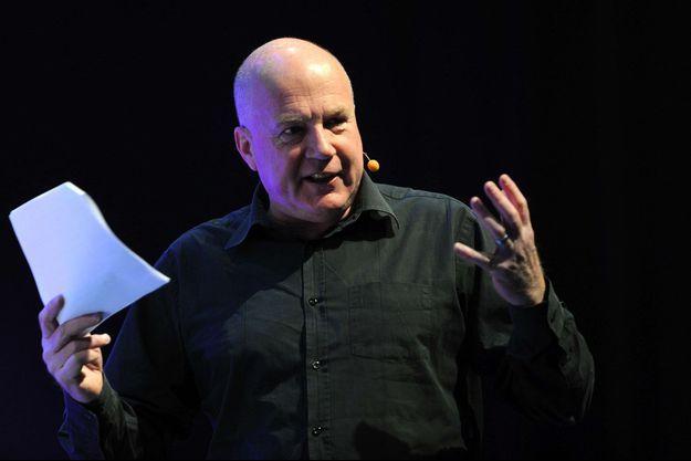 Kevin Roberts en 2012.
