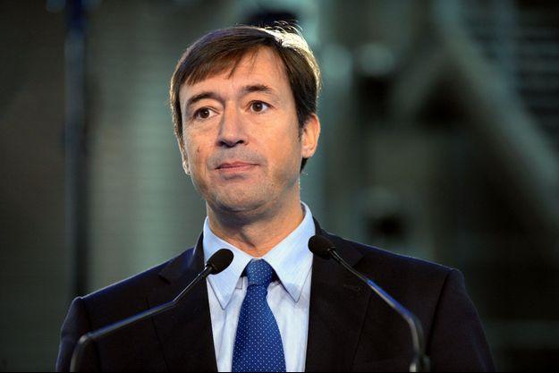 Franck Terner en 2012.