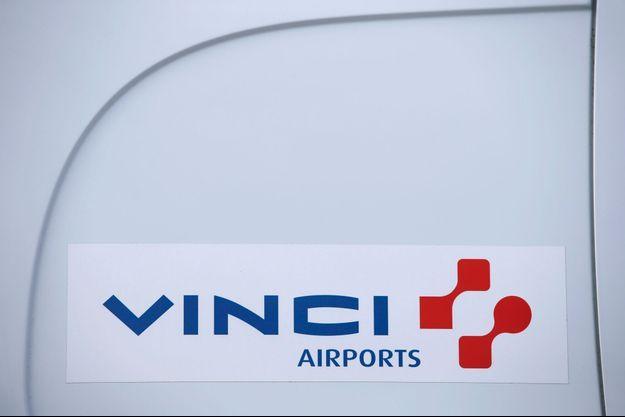 Le logo de Vinci airports (photo d'illustration)