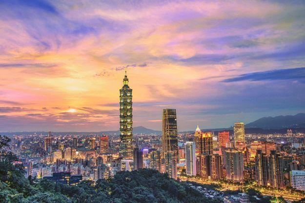 Taïwan, au coeur de la crise des semi-conducteurs.