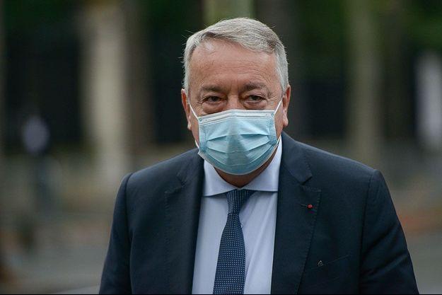 Antoine Frérot, P-DG de Veolia, à Paris, le 29 septembre.
