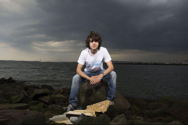 "Boyan Slat: ""Nettoyer la mer est devenu chez moi une obsession."""