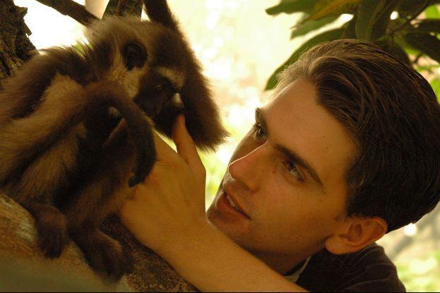 Fondateur de l'association «Kalaweit», Chanee sauve les gibbons et leur habitat à Bornéo et Sumatra.