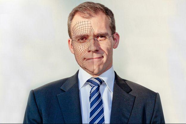 Samuel Fringant, leader de la technologie de reconnaissance faciale.
