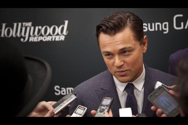 Leonardo DiCaprio en décembre dernier.