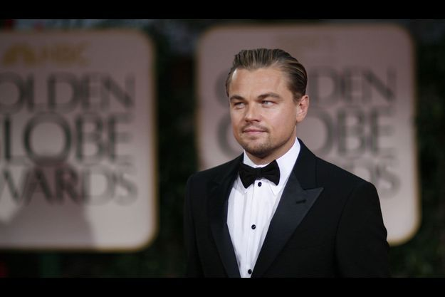 Leonardo DiCaprio en janvier dernier.