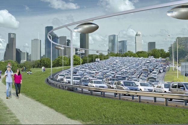Jerry Sanders: « Nous pouvons installer SkyTran dans n'importe quelle ville du monde »