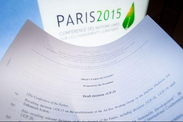120 pays signeront l'accord de la COP21 en avril.