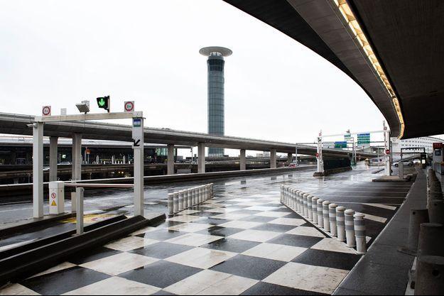 L'aéroport de Roissy-Charles de Gaulle, le 12 janvier dernier.