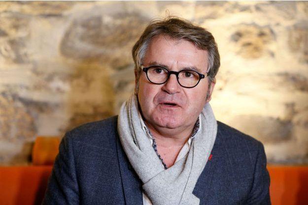 L'agriculteur Paul François en février 2019.