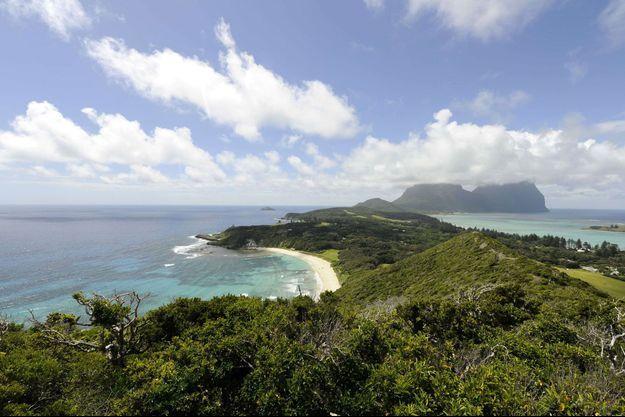 Lord Howe Island, en Australie.