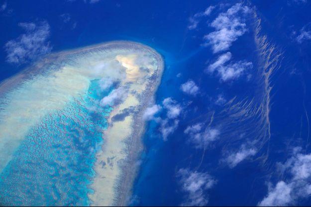 La grande barrière de corail en Australie.
