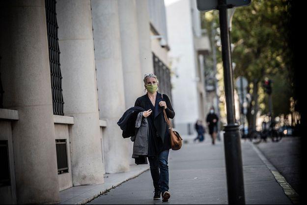 Delphine Batho à Paris, en octobre dernier.
