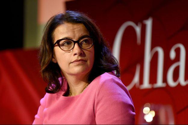 Cécile Duflot, directrice générale d'Oxfam France, à Paris, le 6 décembre.