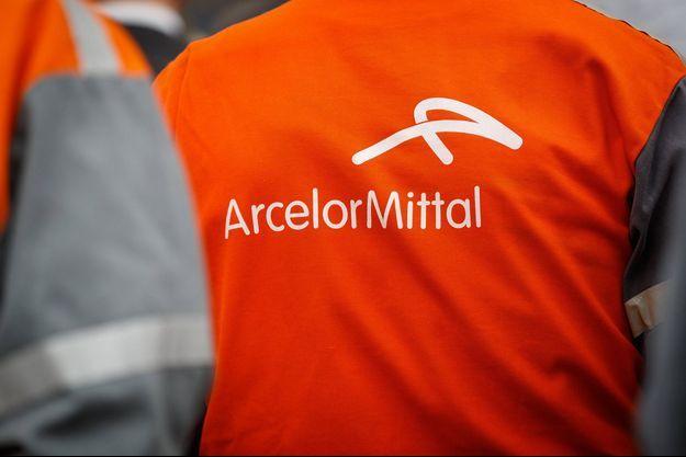 Un ouvrier d'ArcelorMittal.