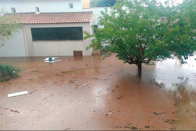 A Aigues-Vives, dans le Gard, mardi 14 septembre 2021.