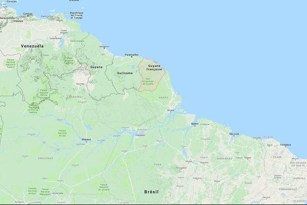 """""""Malgré les risques environnementaux, le tribunal administratif n'a pas jugé nécessaire de suspendre les travaux"""" ont regretté par communiqué la Compagnie des guides de Guyane et Guyane nature environnement, membres du collectif, soutenu par la collectivité territoriale de Guyane, la mairie de Kourou et l'office national des forêts."""