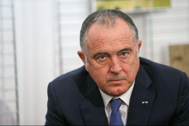 Le ministre de l'Agriculture Didier Guillaume.