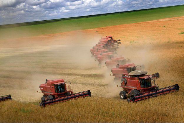 Aux Etats-Unis, la production alimentaire engendre la même quantité de particules fines que les véhicules automobiles et les centrales électriques