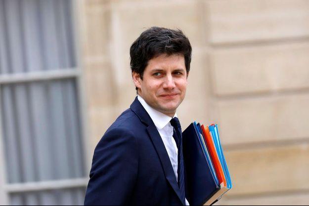 Le ministre de l'Agriculture Julien Denormandie, ici en mars 2020.