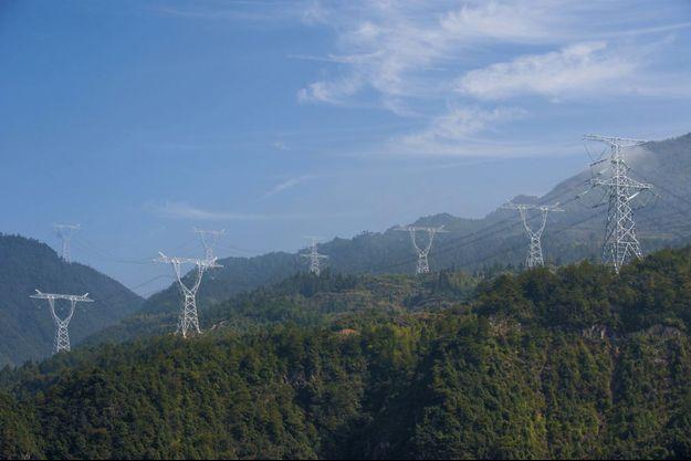 D'ici 2050, la Chine prévoit de mettre en place un vaste système de réseaux électriques propres, durables et sûrs