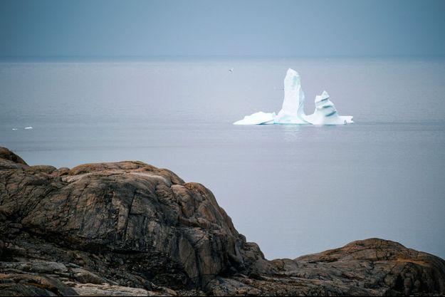 Kulusuk au Groenland.