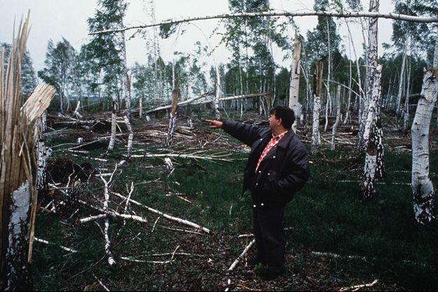 Un incident nucléaire s'était produit au complexe nucléaire Maïak, en 1957.