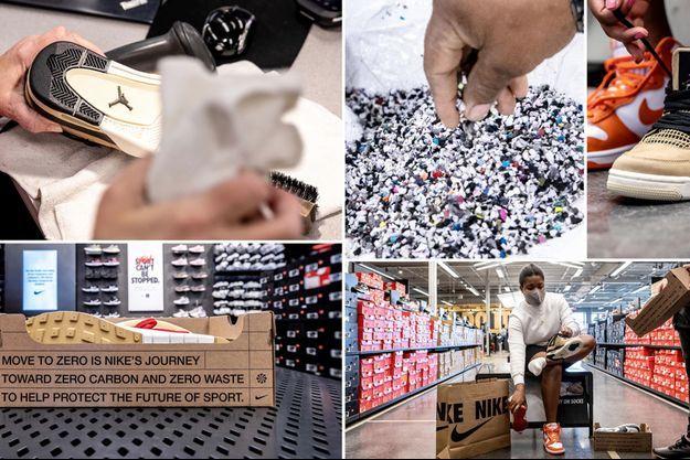 Nike Refurbished.