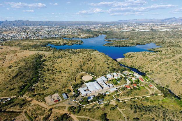 Mise en service en 1968, cette usine de recyclage des eaux usées est la première au monde à avoir développé un tel procédé.