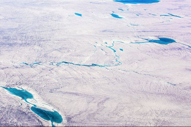 Fonte des glaces (image d'illustration).