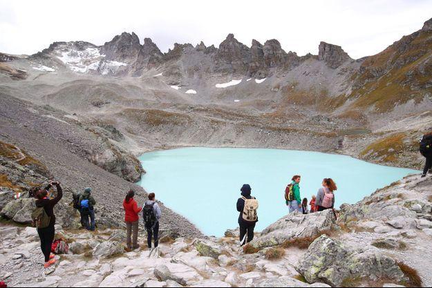 Le Pizol n'est plus un glacier.
