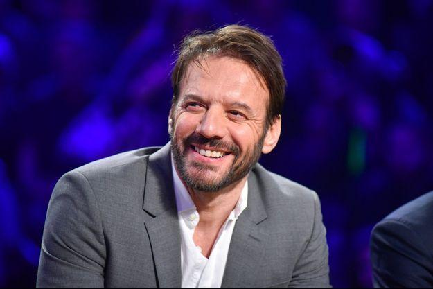 Le comédien français Samuel Le Bihan.