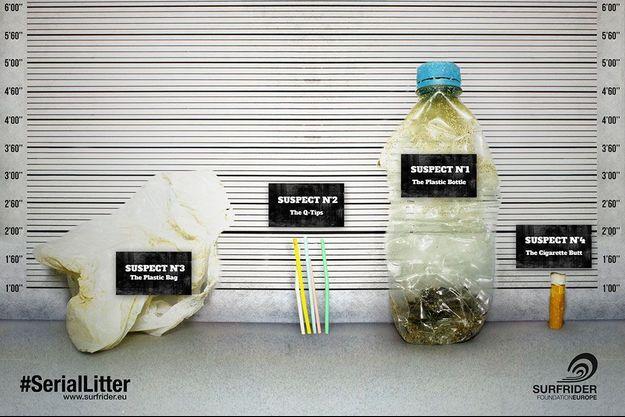 Les plastiques sont les principaux déchets sur les plages européennes.