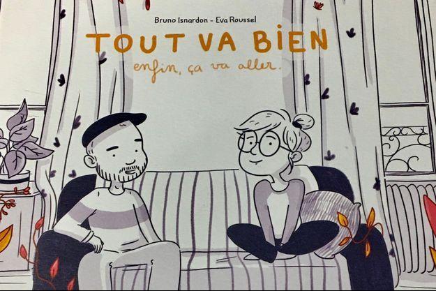 « Tout va bien », de Brunon Isnardon et Eva Roussel, 123 pages, 23 euros aux éditions La Relève et la Peste.