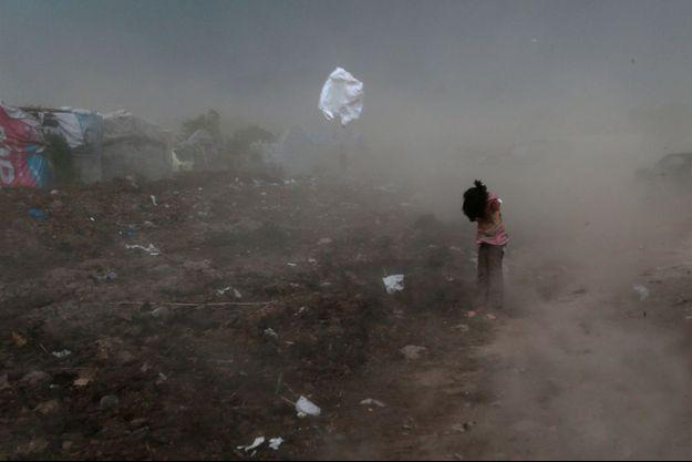 La pollution à Islamabad, au Pakistan.