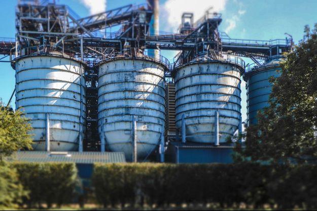 La raffinerie ExxonMobil de Notre-Dame-de-Gravenchon.