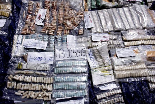 En 2009, les autorités dominicaines interceptaient des sachets de cocaïne prêts à être ingérés par des passeurs (image d'illustration).