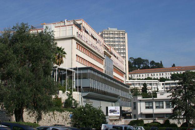"""Les faits se sont déroulés aux urgences de l'hôpital Pasteur de Nice, selon """"Nice Matin""""."""
