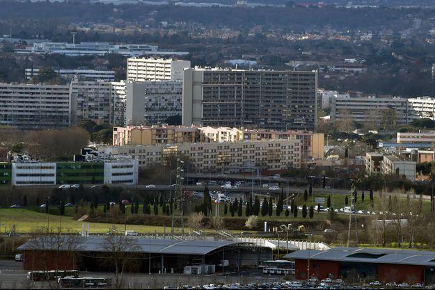 Vue du quartier du Mirail, à Toulouse (photo d'illustration).