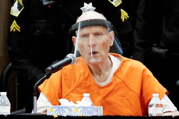Joseph DeAngelo au tribunal de Sacramento, le 29 juin 2020.
