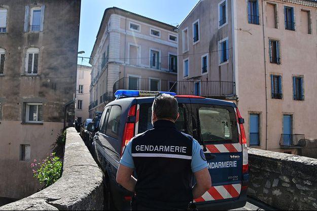 Des fouilles ont eu lieu au domicile conjugal à Bédarieux.