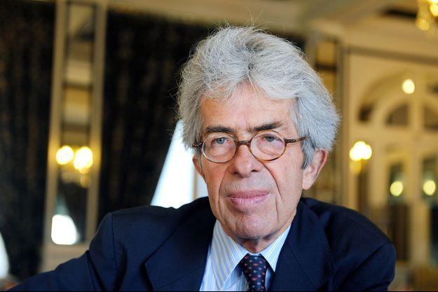 Le juge Lambert en 2014.