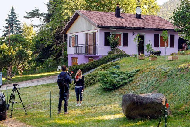 Le couple Jacob vit à Aumontzey, dans les Vosges.