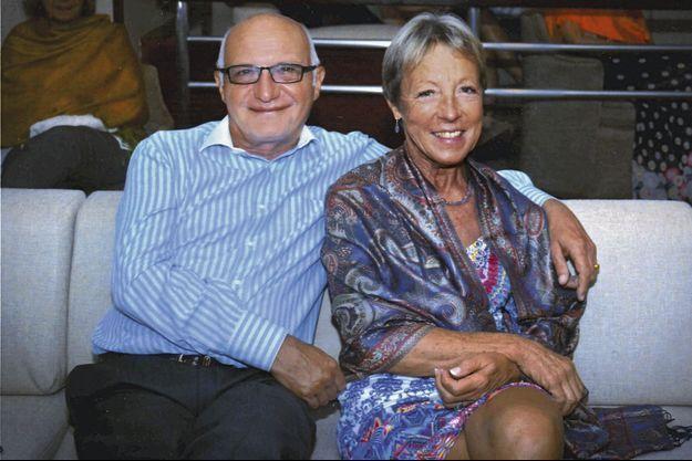 La dernière photo de Nadine et Jean-Louis Turquin, lors d'une croisière dans les Caraïbes, le 20 décembre 2016. Le vétérinaire est retrouvé mort le 7 janvier.