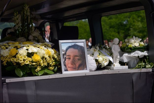 La petite Maëlys a été tuée en août 2017.