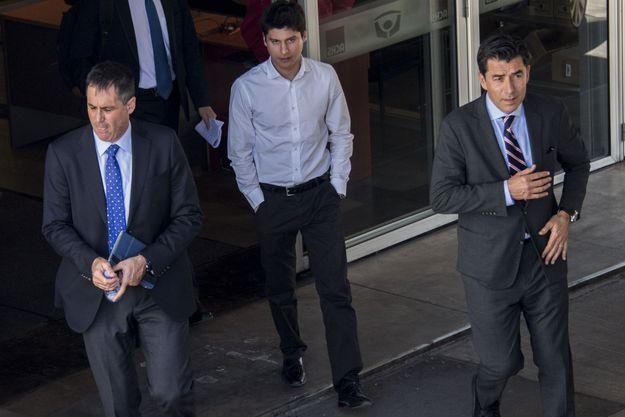 Le Chilien Nicolas Zepeda a été extradé en juillet 2020.