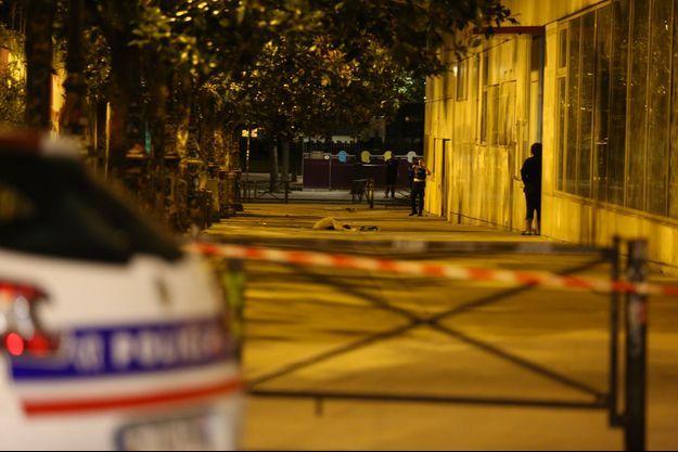 Les faits ont eu lieu dimanche soir à Paris.
