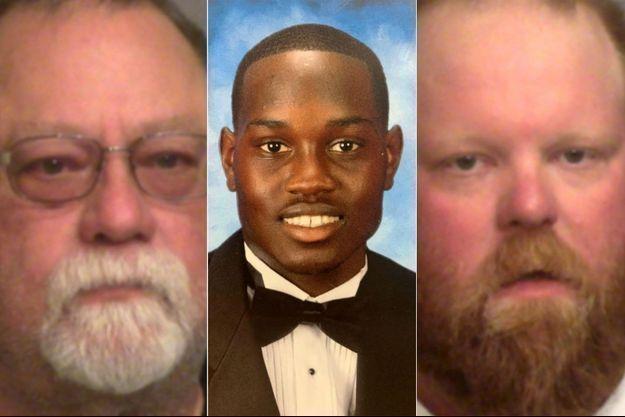 Gregory McMichael et son fils Travis ont été arrêtés jeudi en Géorgie pour le meurtre d'Ahmaud Arbery.