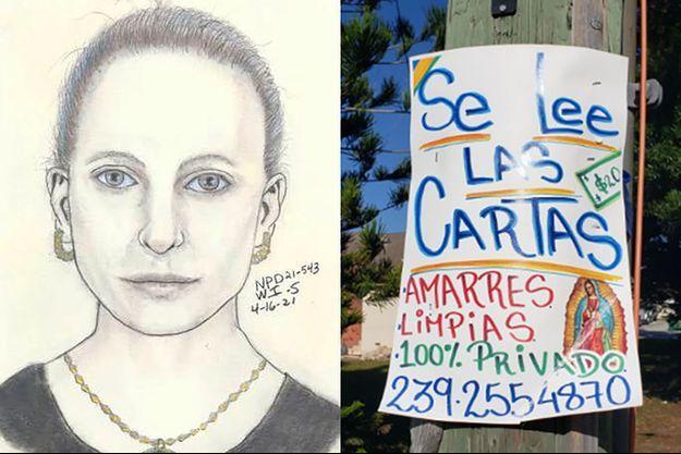 """""""Rosalia"""", une mystérieuse femme est recherchée en Floride."""